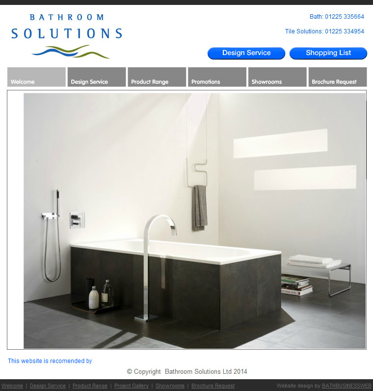 Bathroom Solutions Ltd